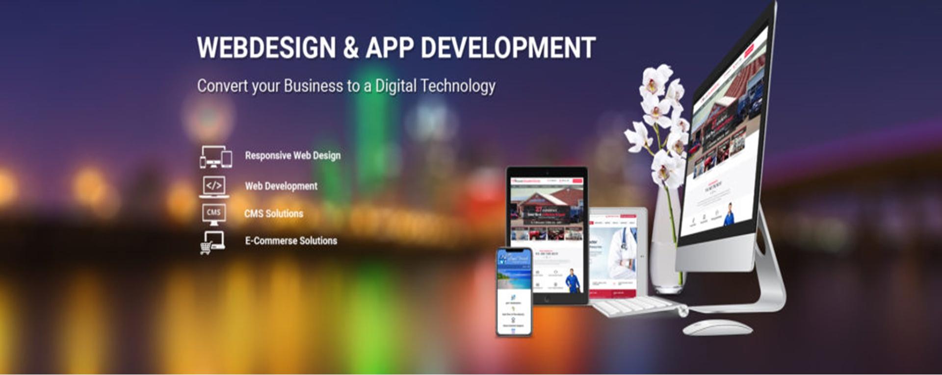 Developpement des solution mobile et web
